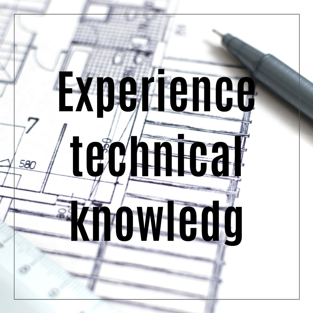 Experience-technical-knowledgeカフェ